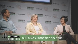 Building A Robotics Startup from Angel to Exit with Helen Greiner (CyPhy Works), Andy Wheeler (GV) and Elaine Chen (Martin Trust Center for MIT Entrepreneurship)TechCrunch Sessions: Robotics is a single-day event designed to facilitate in-depth conversation and networking with the technologists, researchers and students of the robotics community as well as the founders and investors bringing innovation to the masses. TechCrunch is a leading technology media property, dedicated to obsessively profiling startups, reviewing new Internet products, and breaking tech news.Subscribe to TechCrunch today: http://bit.ly/18J0X2e