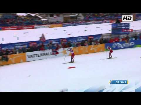bjrgen - Woman's 15 Km Skiathlon Val di Fiemme 2013 - Queen Marits 10th GOLD Please watch in HD(720) quality for best viewing experience Sports-HD Production offers ...