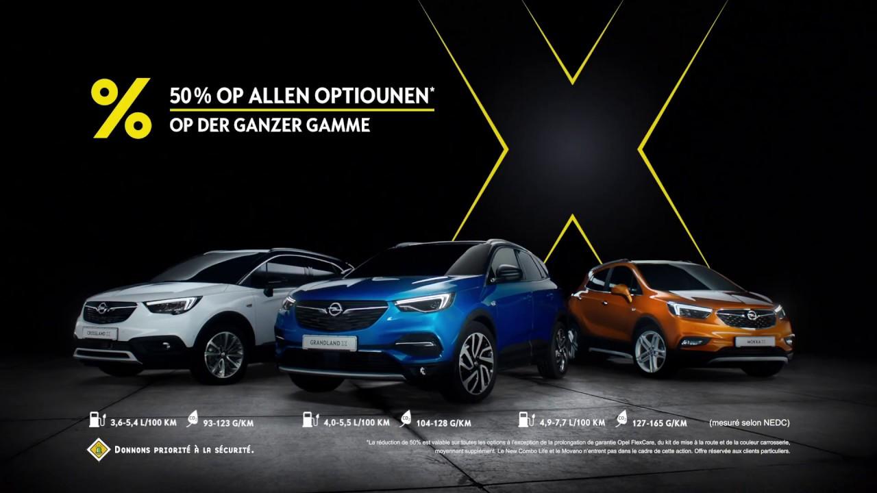 Journées SUV Opel
