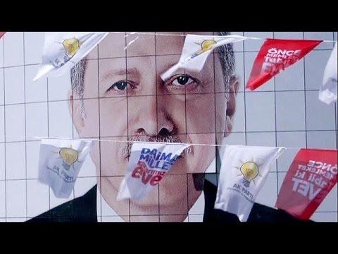 Τουρκία: «Aσθενή» χαρακτήρισε την ΕΕ ο Ερντογάν