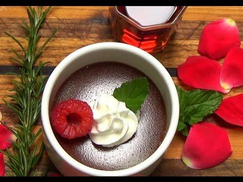 Chocolate Creme Brulee | Chocolate Pots de Creme