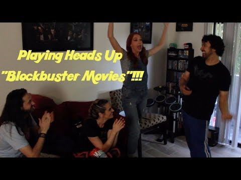 """blockbuster Movies"" - Playing Heads Up W/ Miss Movies & Stacy Howard!!!"
