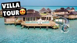 Video MALDIVES MOST LUXURIOUS RESORT | Soneva Jani Overwater Villa MP3, 3GP, MP4, WEBM, AVI, FLV September 2018