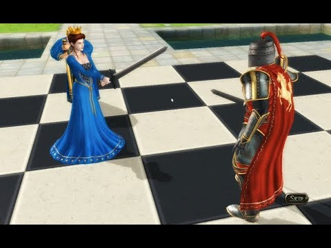 Chess Funny ☆ King Me