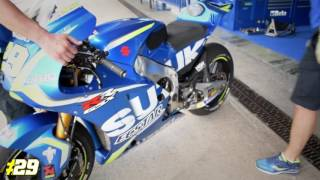Video Andrea Iannone | Suzuki Motogp Test | Jerez della Frontera MP3, 3GP, MP4, WEBM, AVI, FLV Januari 2018
