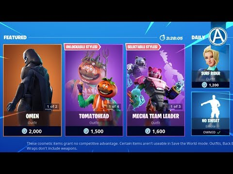 Fortnite Item Shop COUNTDOWN! March 4th, 2020 - New Fortnite Item Shop LIVE NOW!