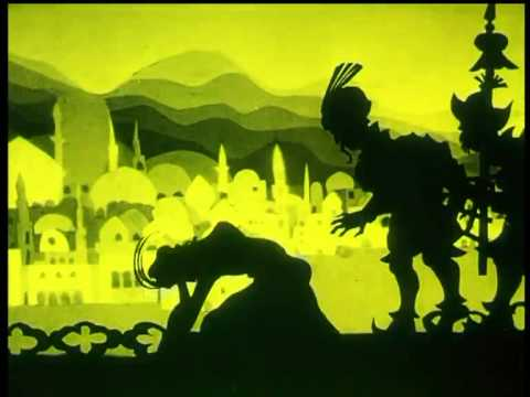 Movie - The Adventures of Prince Achmed (Lotte Reiniger, 1935)