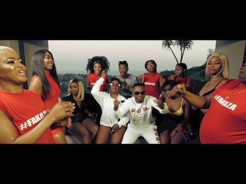 Tipcee ft Joejo - Fakaza (Official Music Video)