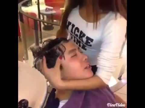 美发店里的秘密!!!