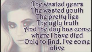 Video Teen Idle - Marina & The Diamonds (LYRICS ON SCREEN) MP3, 3GP, MP4, WEBM, AVI, FLV Maret 2018