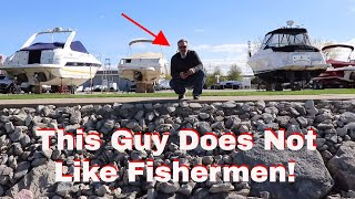 Video Harassed while Bass Fishing by this Guy! Will the cops be called? MP3, 3GP, MP4, WEBM, AVI, FLV Juli 2019