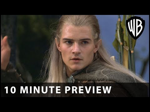 The Lord Of The Rings: The Fellowship Of The Ring - 10 Minute Preview - Warner Bros. UK