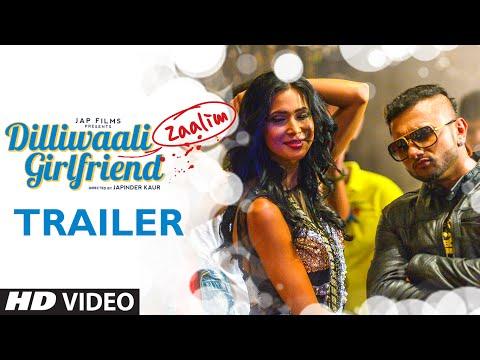 Dilliwaali Zaalim Girlfriend Trailer | Jackie Shro