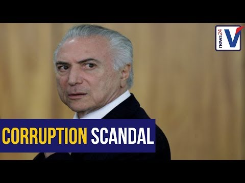 Look At What Brazil's President Has Been Charged With