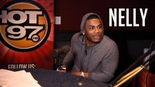 Nelly Talks Real Husbands Of Hollywood, M.O. And New Girlfriend????