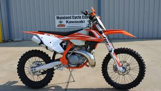7. $9,299:  2018 KTM 300 XC 2 Stroke Overview and Review
