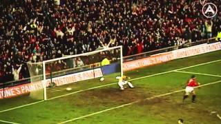 Eric Cantonas 82 Tore für Manchester United
