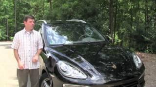 2011 Porsche Cayenne Turbo&Hybrid Test Drive