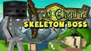 Minecraft MMO - Wynncraft - Skeleton Dungeon