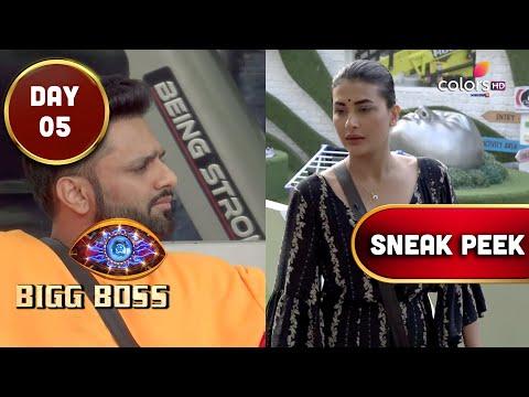 Bigg Boss S14 | बिग बॉस S14 | Day 5 | Sneak Peek | Ugly War Of Words Between Rahul And Pavitra