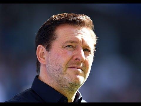 """HSV-Trainer Titz mahnt nach dem Freiburg-Spiel: """"Euph ..."""