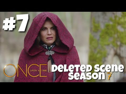 Once Upon A Time Season 7 Deleted Scene #7 - Regina Meets Blue Fairy Grumpy And Granny In Wish Realm