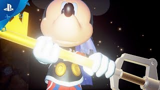 Video Kingdom Hearts III - Celebrating 90 Years of Mickey Mouse Trailer | PS4 MP3, 3GP, MP4, WEBM, AVI, FLV Desember 2018