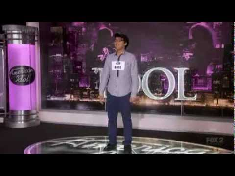 Heejun Han FULL Audition American Idol 2012 NEW