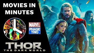 Nonton Thor  The Dark World In 4 Minutes    Marvel Phase Two Recap  Film Subtitle Indonesia Streaming Movie Download