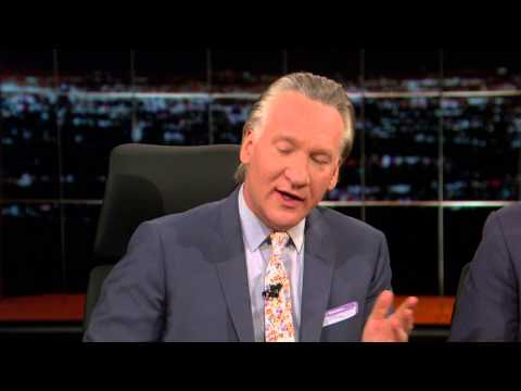 Bill - For more on Real Time with Bill Maher, log onto http://itsh.bo/HttKcM. Watch Real Time with Bill Maher online at HBO GO® http://itsh.bo/iioY87.