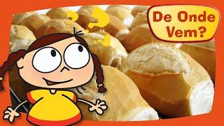Kika quer saber de onde vem o pão.Kika descobre que o primeiro pão surgiu na idade da pedra e para fazer um pão é preciso misturar a farinha com vários ingredientes, inclusive o fermento, que serve para fazer o pão crescer.Inscreva-se no canal!https://www.youtube.com/c/DeOndeVemDe Onde Vem é uma produção da TV PinGuim, dos mesmos criadores de Peixonauta e O Show da Luna.