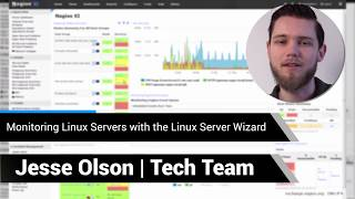 Nagios - Linux Server Monitoring. Monitoring Linux Servers with the Linux Server Wizard