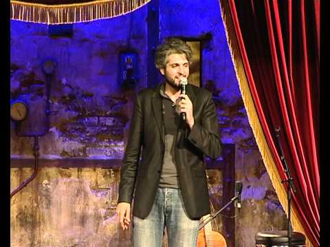 Pierre Emmanuel Barré au Comedy Club