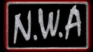 N.W.A - I Ain't Tha 1 (Lyrics on screen)