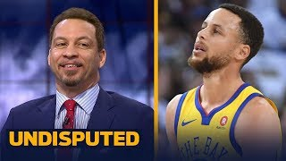 Video Chris Broussard on Golden State's NBA title chances without Steph Curry | UNDISPUTED MP3, 3GP, MP4, WEBM, AVI, FLV Maret 2018