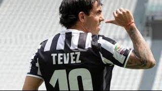 Carlos Tevez´ Tore für Juventus in der Saison 2013/14