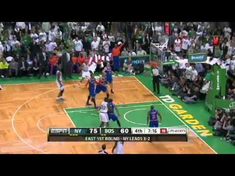 Knicks vs. Celtics: Playoffs May 3 2013 -Game 6