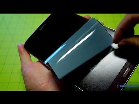 Samsung Galaxy Tab 3 8.0 unboxing