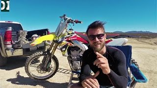 8. Best aftermarket mods for your dirt bike - Suzuki RMZ 450