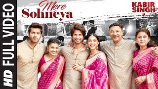 Video Full Song: Mere Sohneya | Kabir Singh | Shahid K, Kiara A, Sandeep V | Sachet - Parampara | Irshad K download in MP3, 3GP, MP4, WEBM, AVI, FLV January 2017
