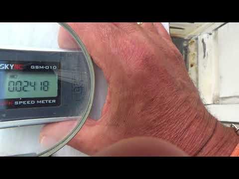 Mesure de vitesse au GPS - Trucs et astuces modélisme RC