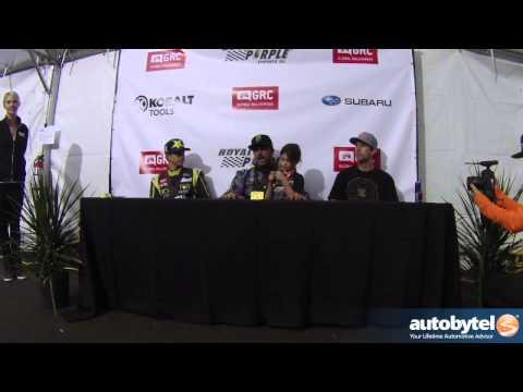 SEMA 2013: Global RallyCross Championship Post Race Press Conference
