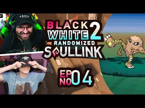 DEVILS NIGHT 😈  | Pokemon Black 2 and White 2 Soul Link Randomized Nuzlocke EP 04