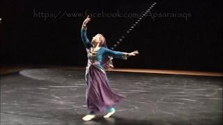 Zolfaye Yarom - Persian Neoclassical dance by Apsara Afsanesara