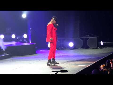 Ne-Yo Manchester R.E.D Tour - Forever Now