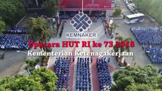 Video Upacara HUT RI ke 73 2018 MP3, 3GP, MP4, WEBM, AVI, FLV Agustus 2018