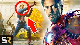 20 Most Epic Marvel Movie Action Scenes From Phase One And Two by Screen Rant
