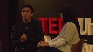 Start building a family | Ayudia Bing Slamet Ditto Percussion | TEDxUniversitasPrasetiyaMulyaJakarta