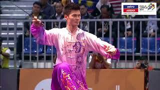 20 Ogos: Wushu - Taijijian (Lelaki) Loh Jack Chang meraih pingat emas. SUBSCRIBE YouTube Astro Arena...
