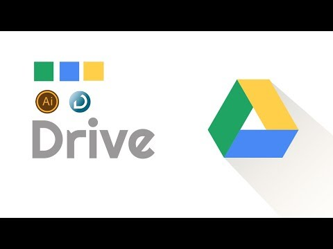 Design The Google Drive Logo Illustrator Tutorial